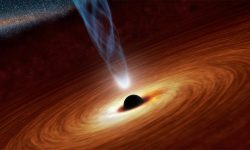 <strong>Artistic Rendering of a Black Hole</strong><br />Credit: NASA/JPL-Caltech