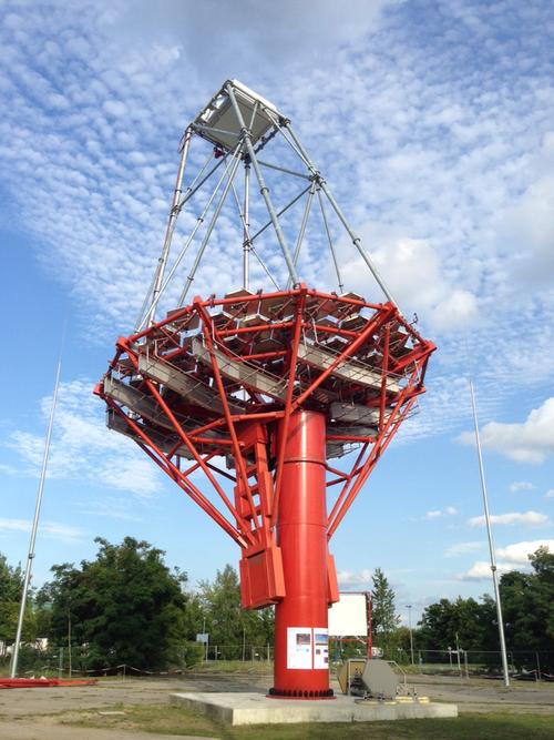Photo of MST prototype in Berlin