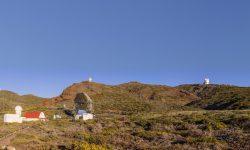 <strong>La Palma Site</strong><br />Credit: Daniel Lopez, IAC