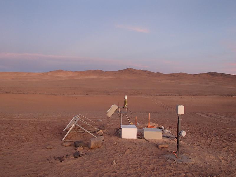 Chile ASC Complex