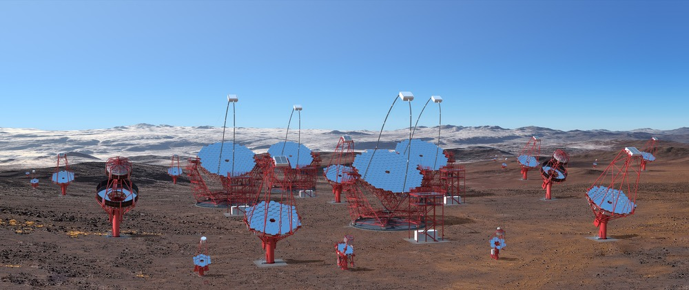 Chile Cherenkov Telescope Array